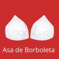 ASA DE BORBOLETA - pacote com 10 pares - a partir de