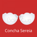 Bojo Concha Sereia - Pacote com 10 pares
