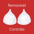 Removível Cortinão - Pacote com 10 Pares